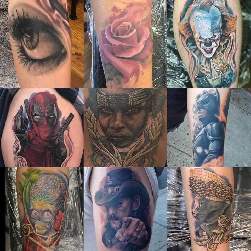 Mt Vernon Body Art Tattoo Gallery Mvba Baltimore Tattoo
